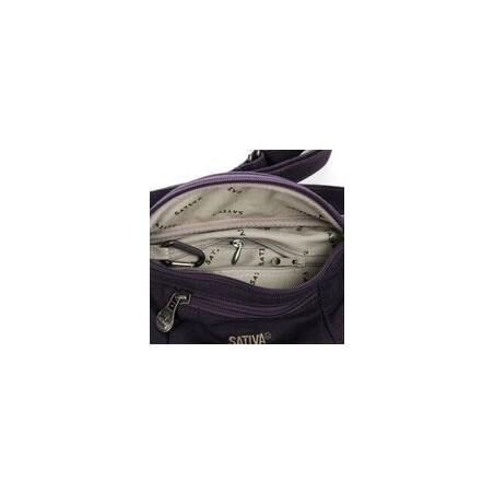sac ceinture, banane , pour voyage en chanvre et coton bio