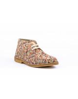 Chaussure Deserto Miss Verte