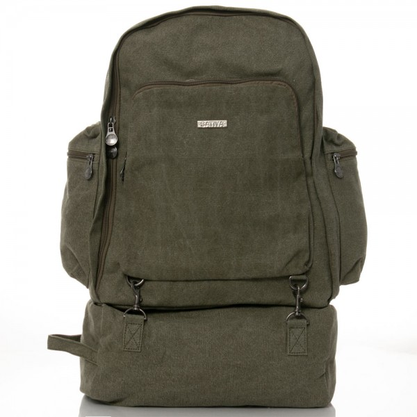 ADVENTUROUS BACKPACK (2 IN 1)