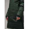 PARKA NORDIC PUFFER GREEN