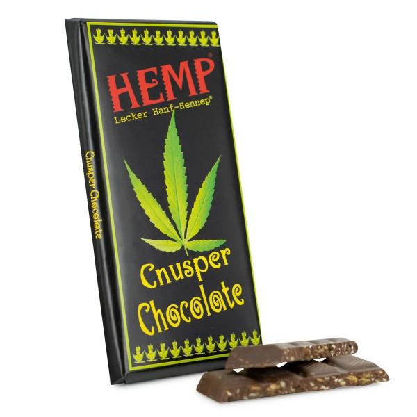 Cnusper Hemp Chocolate